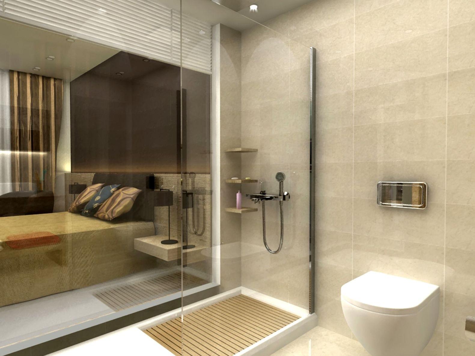 Połączenie sypialni z łazienką – czy to ma sens?